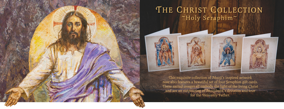 The Christ Collection - Holy Seraphim-