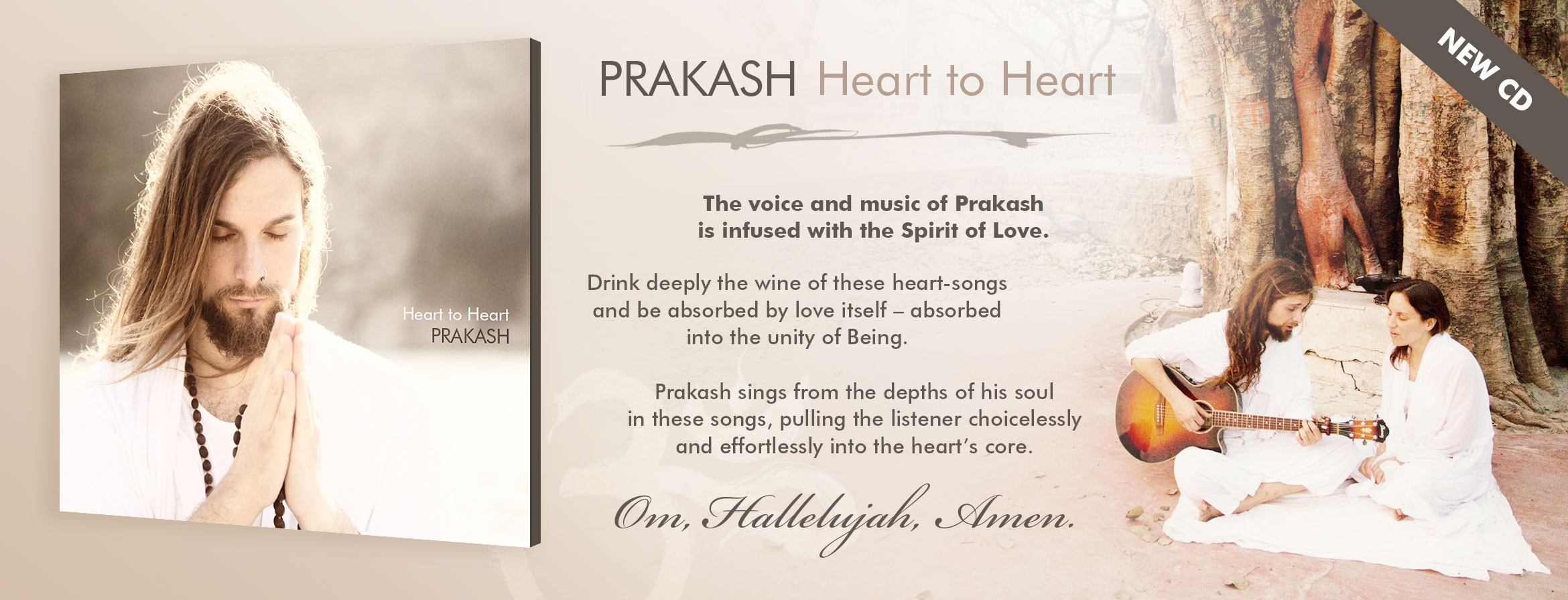 Prakash, Heart to Heart